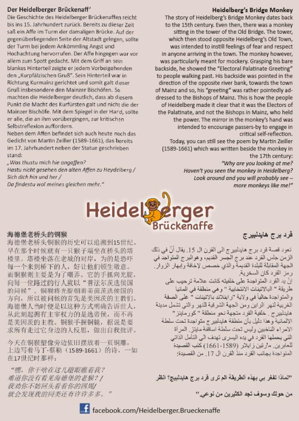 Geschichte HD Brückenaffe